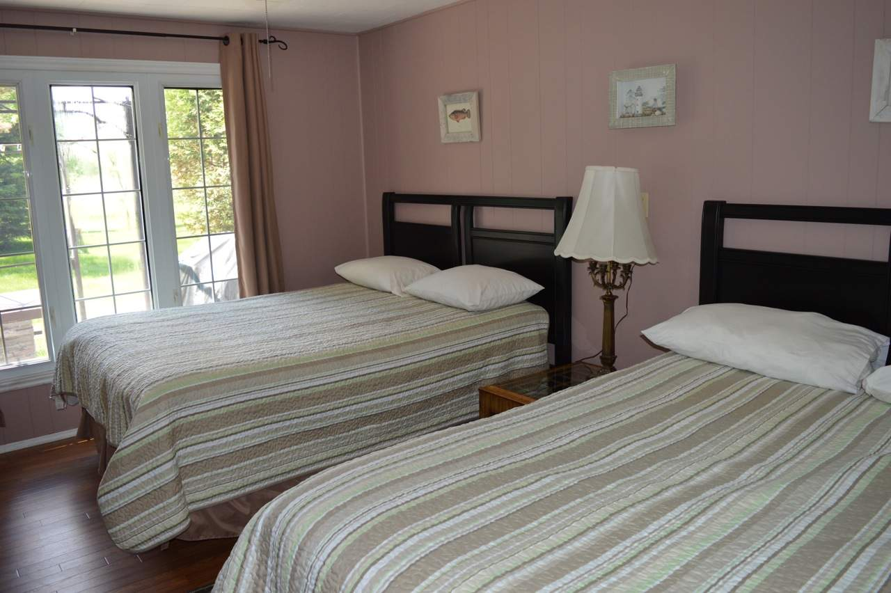 Queen Sized Pillow-top mattresses Cottages 1,5,6,7,8,9 and 10 have just been upgraded with new mattresses, with cottages 3 and 4 to be updated in the near future.